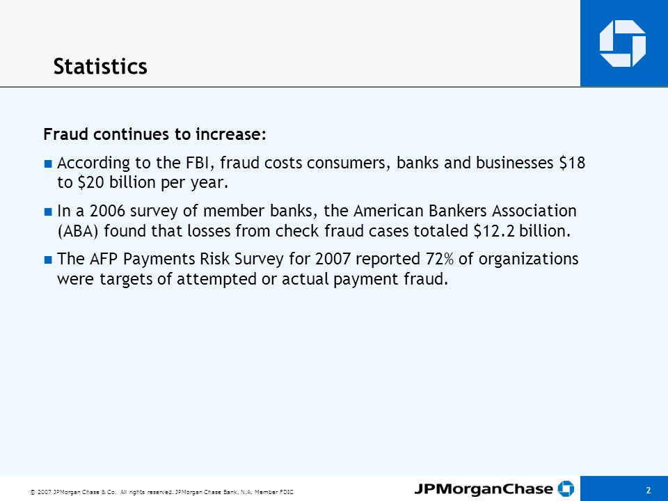 Why are fraud losses on the rise