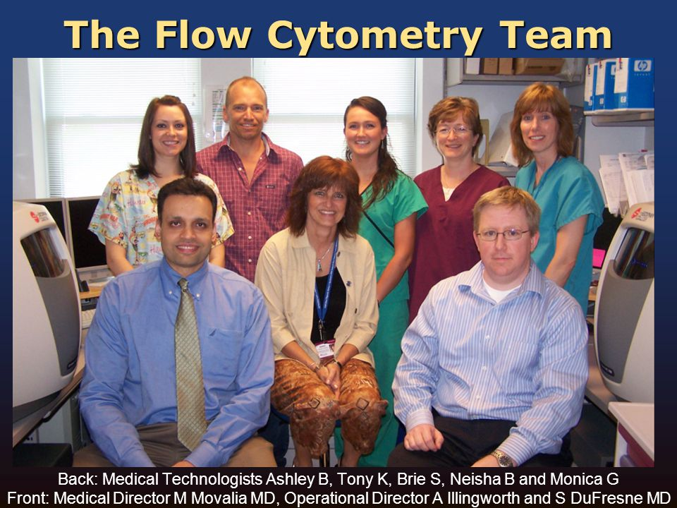 The Flow Cytometry Team