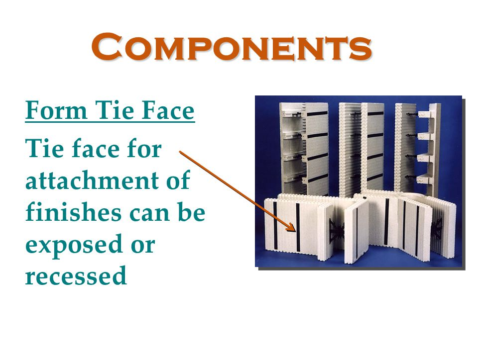 Components Form Tie Face