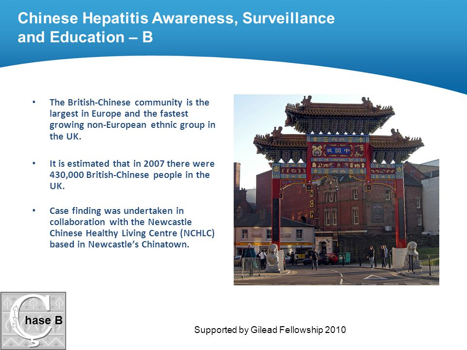 Chinese Hepatitis Awareness, Surveillance and Education – B