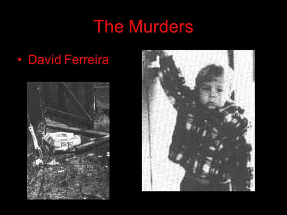 The Murders David Ferreira