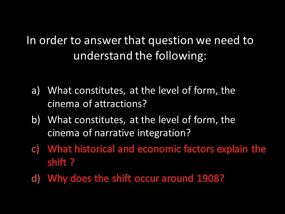 In order to answer that question we need to understand the following: