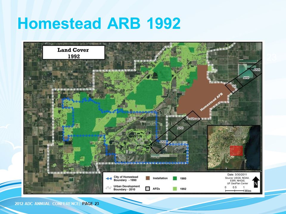 Homestead ARB 1992