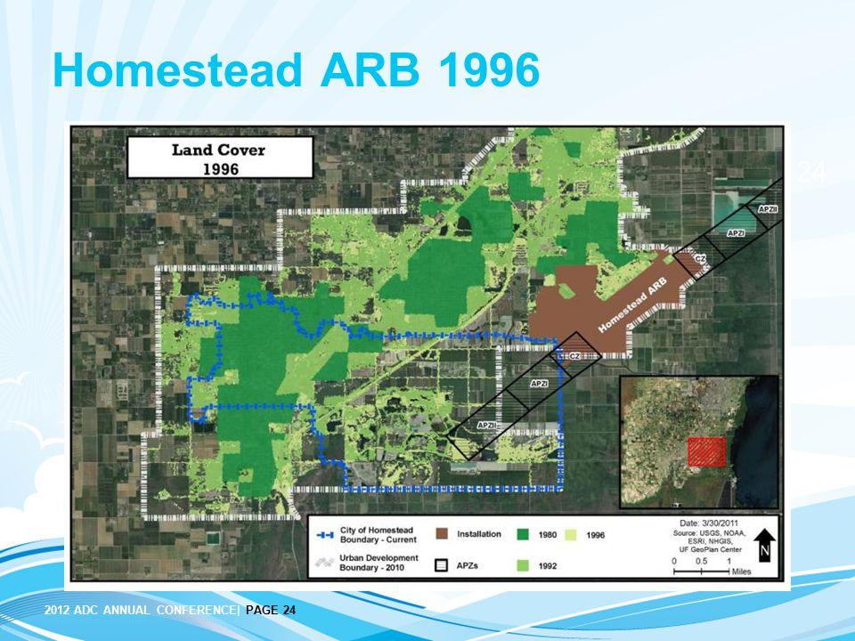 Homestead ARB 1996