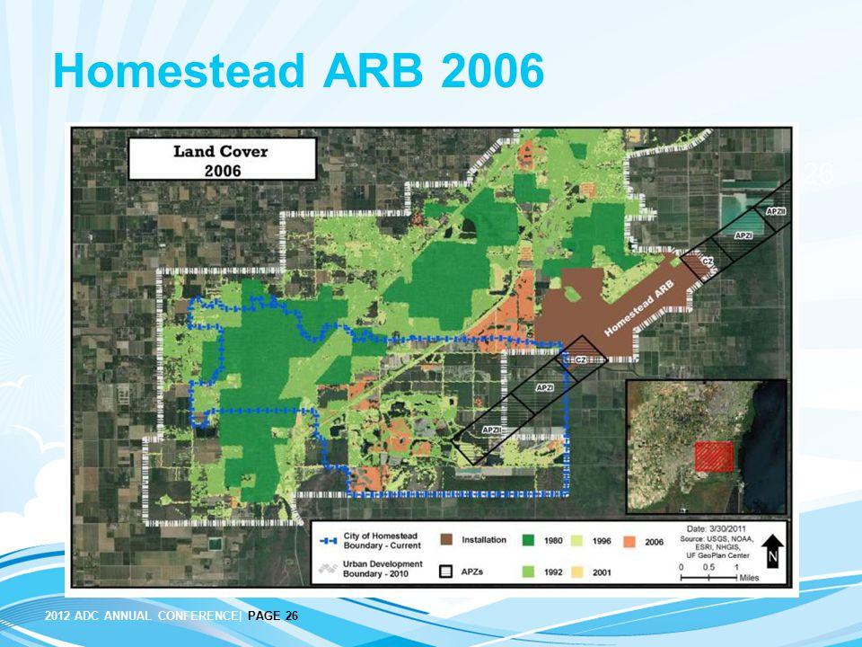 Homestead ARB 2006