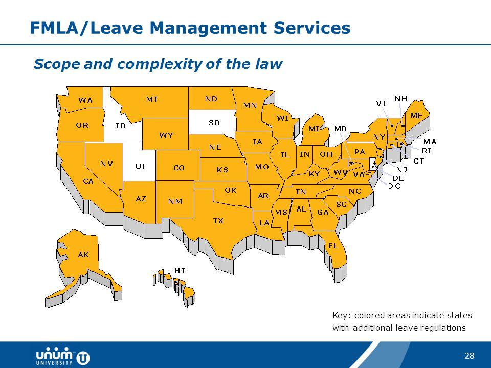 FMLA/Leave Management Services