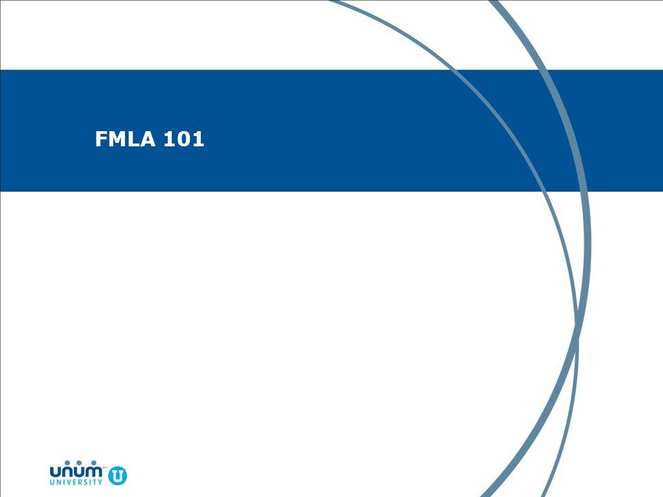 FMLA 101