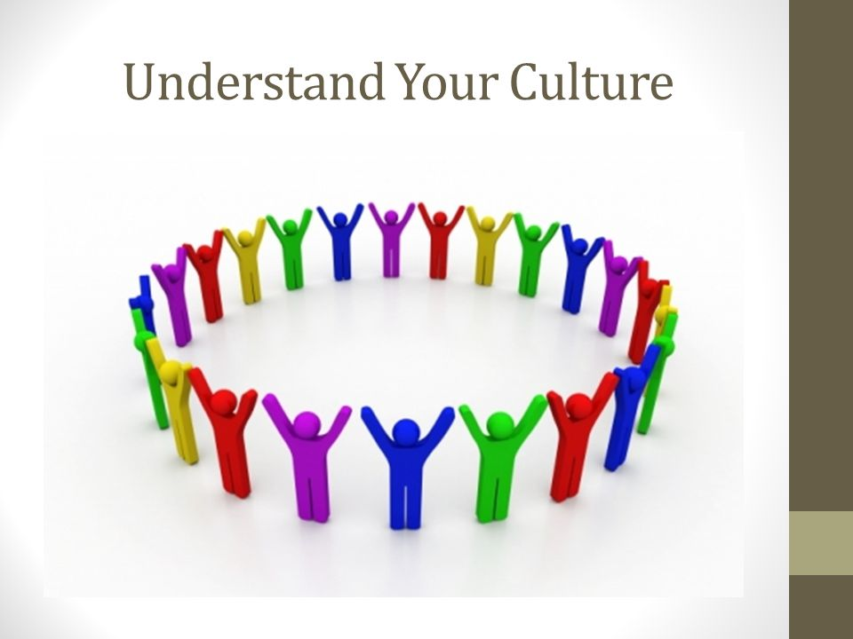 Understand Your Culture