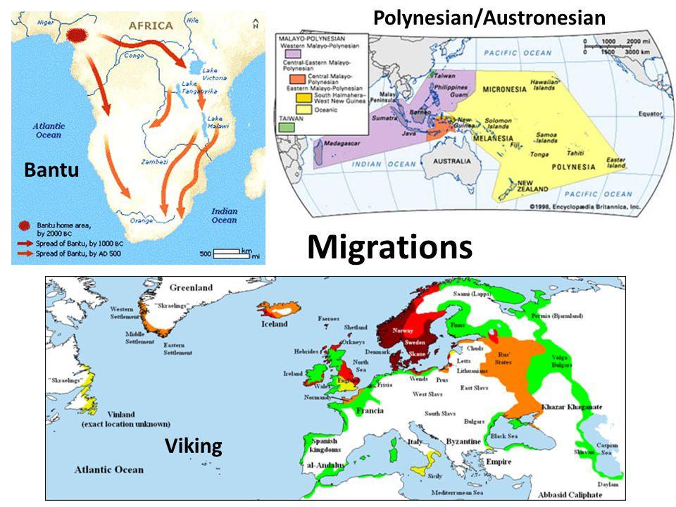 Polynesian/Austronesian