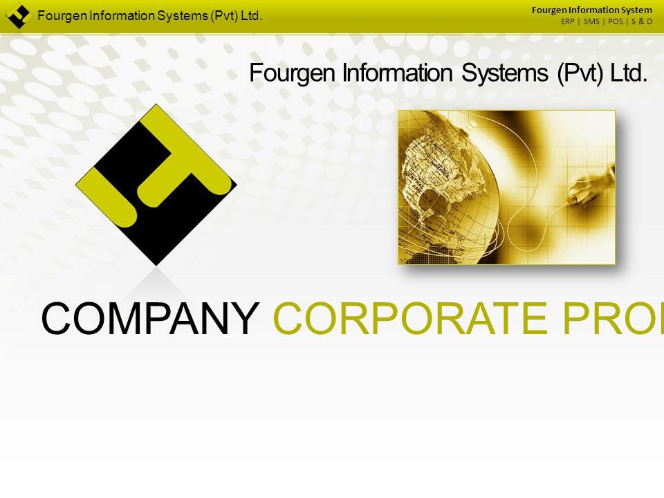 COMPANY CORPORATE PROFILE
