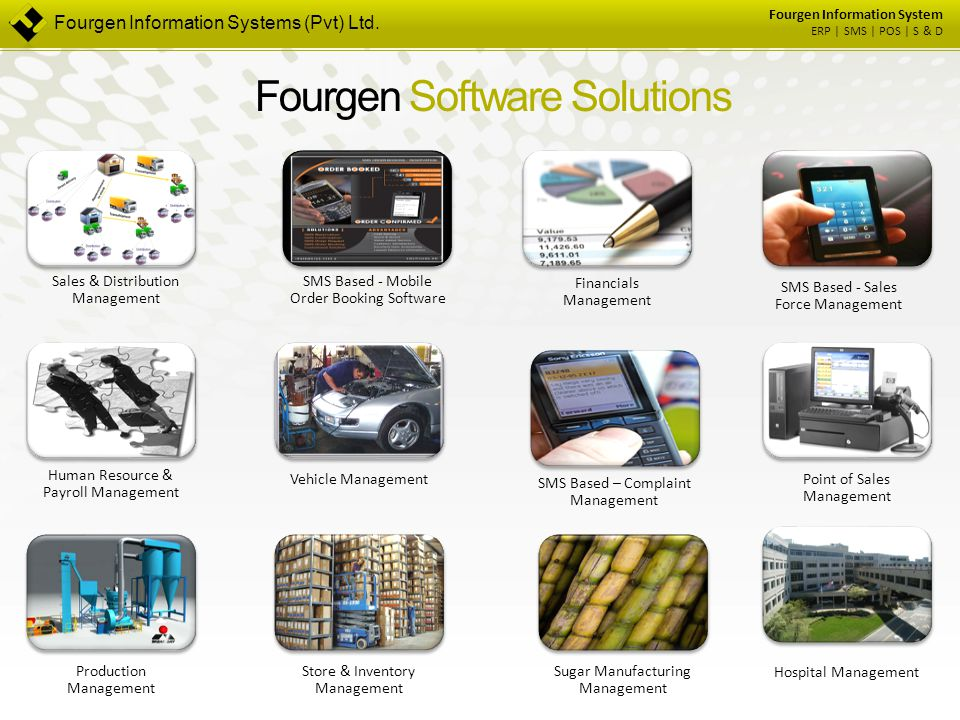 Fourgen Software Solutions