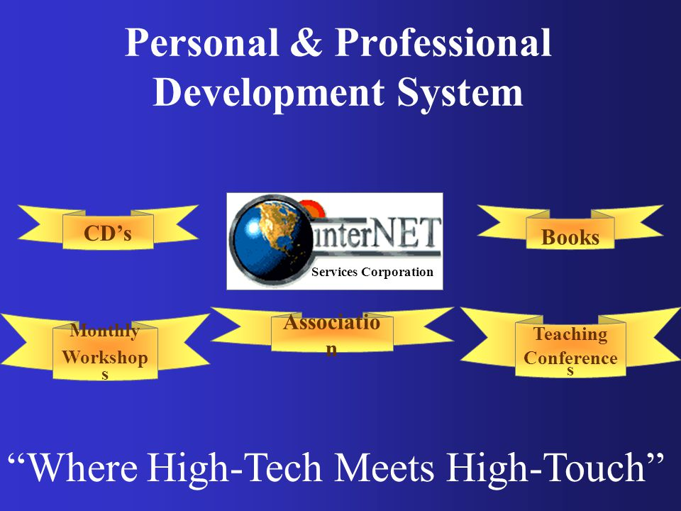 Personal & Professional Development System