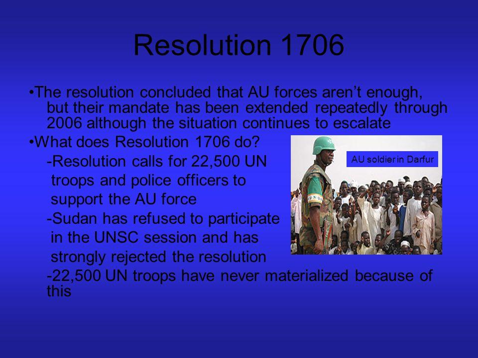 Resolution 1706