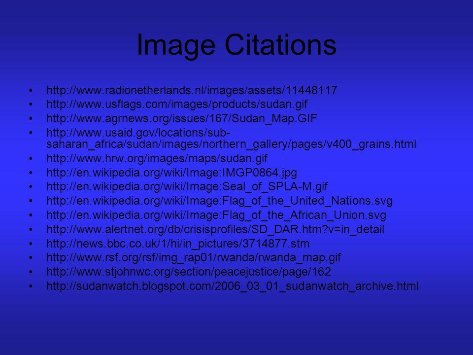 Image Citations http://www.radionetherlands.nl/images/assets/11448117