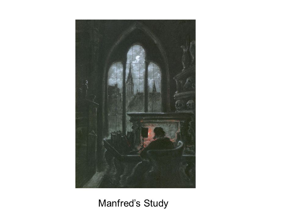 Manfred's Study