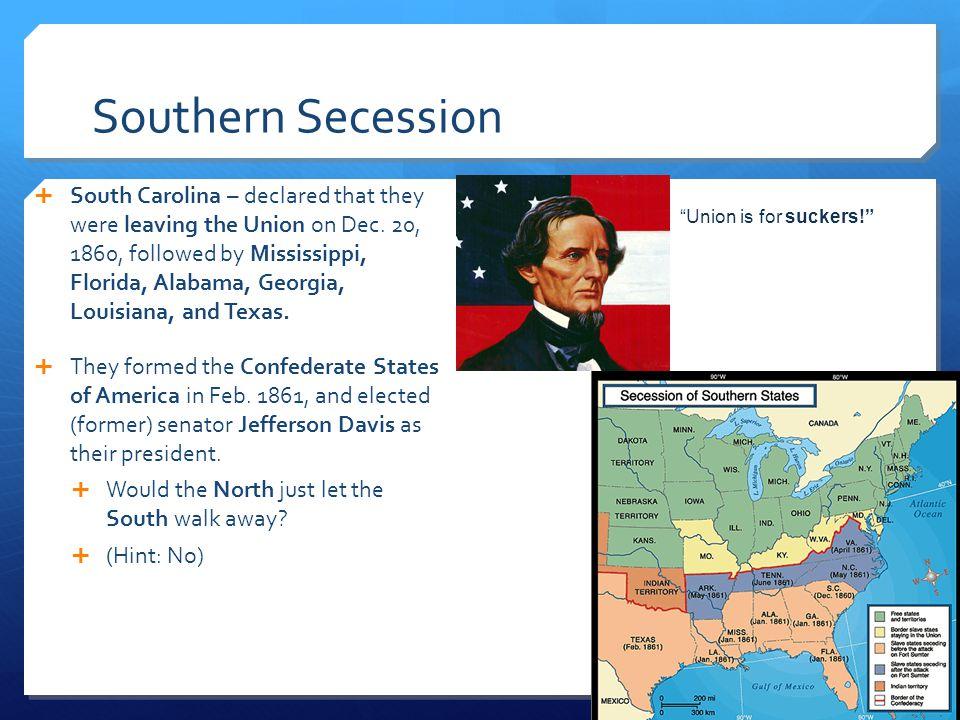 Southern Secession