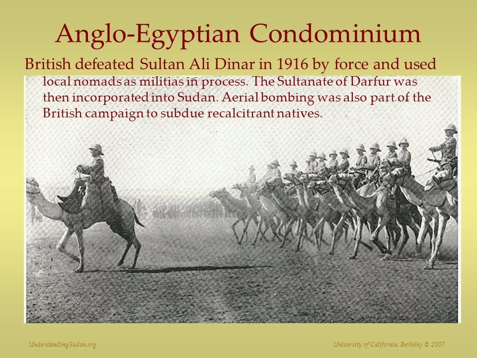 Anglo-Egyptian Condominium