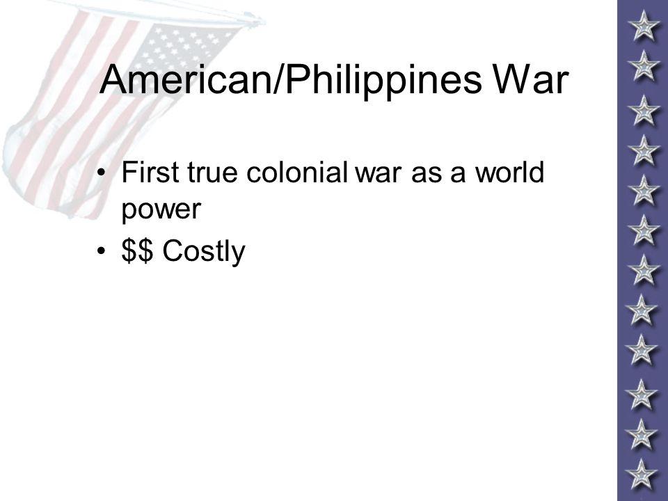 American/Philippines War