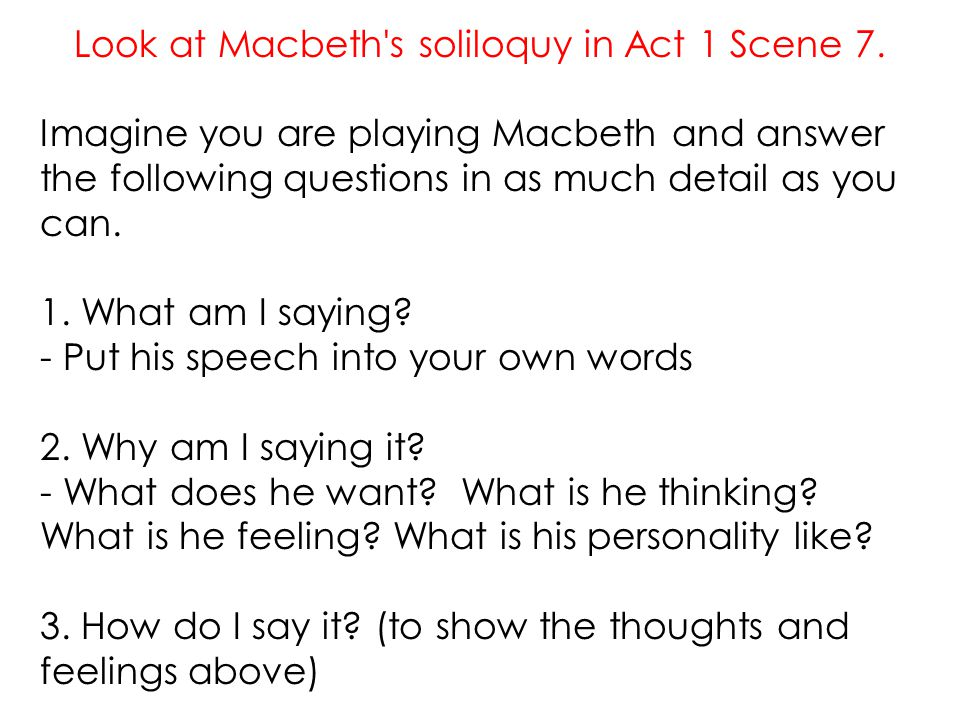 lady macbeth soliloquy essay Macbeth essay features samuel taylor colleridge  macbeth is described by lady macbeth so  this low soliloquy of the porter and his.