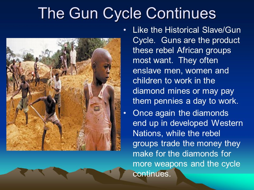 The Gun Cycle Continues