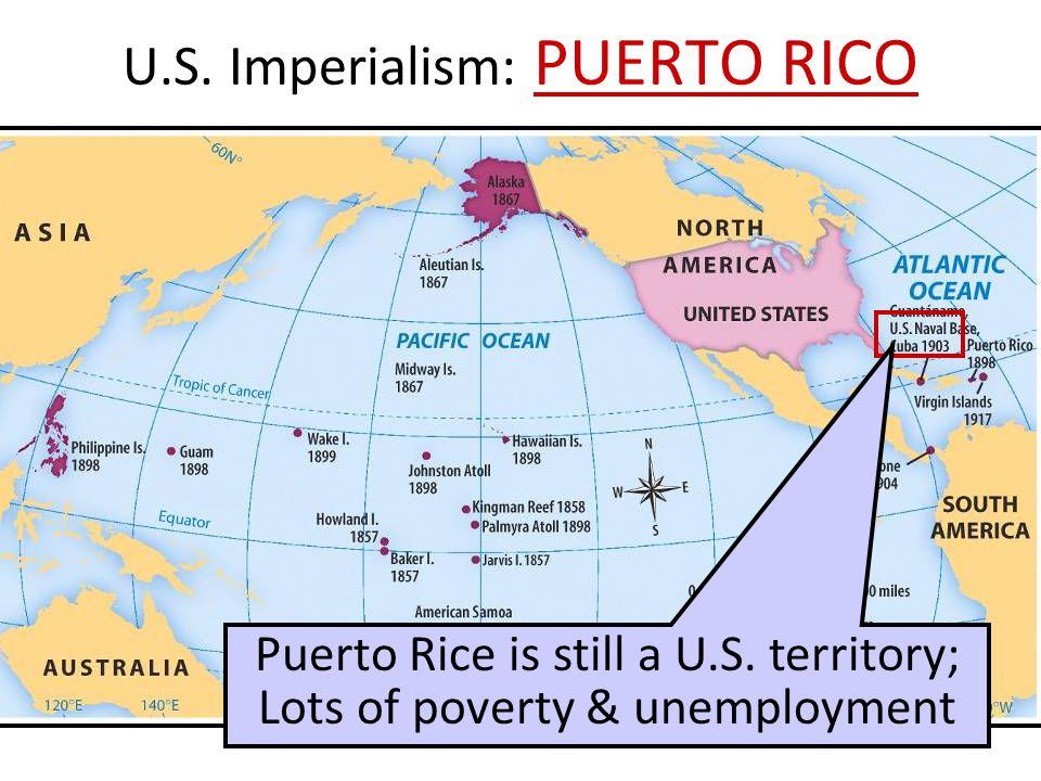 U.S. Imperialism: PUERTO RICO