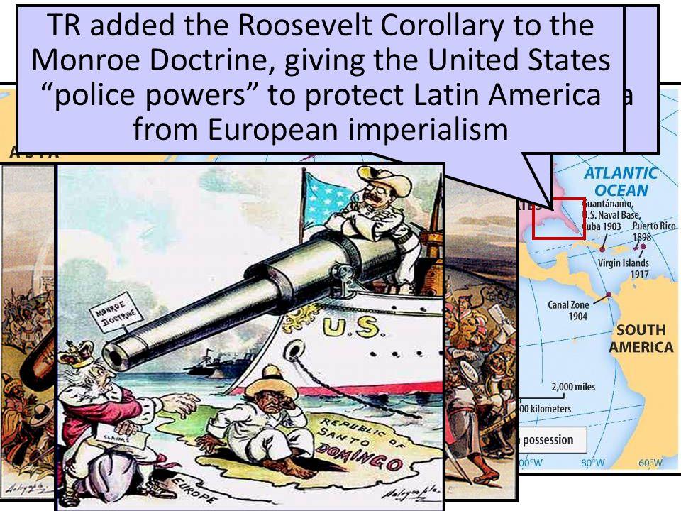 U.S. Imperialism: DOMINICAN REPUBLIC