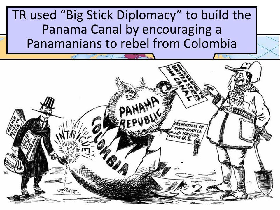 U.S. Imperialism: PANAMA