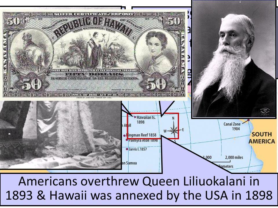 U.S. Imperialism: HAWAII