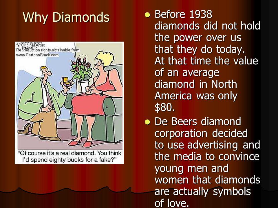 Why Diamonds