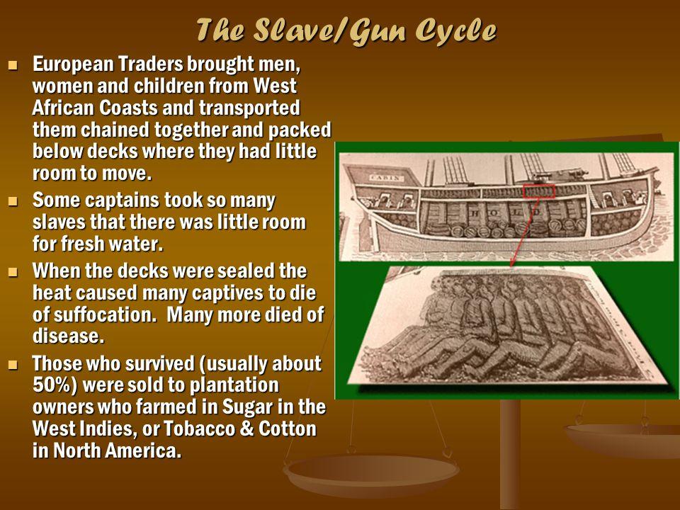 The Slave/Gun Cycle