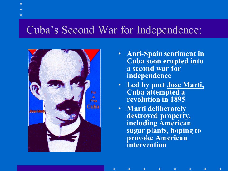 Cuba's Second War for Independence: