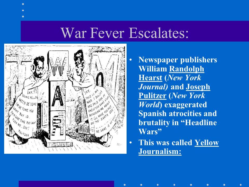 War Fever Escalates: