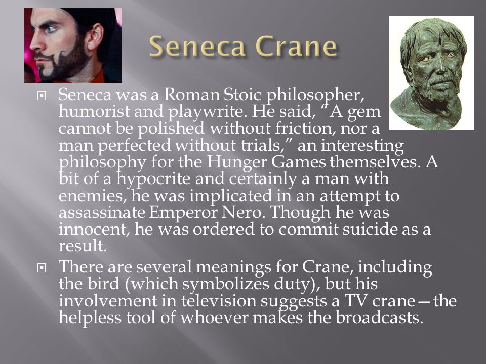 Seneca Crane