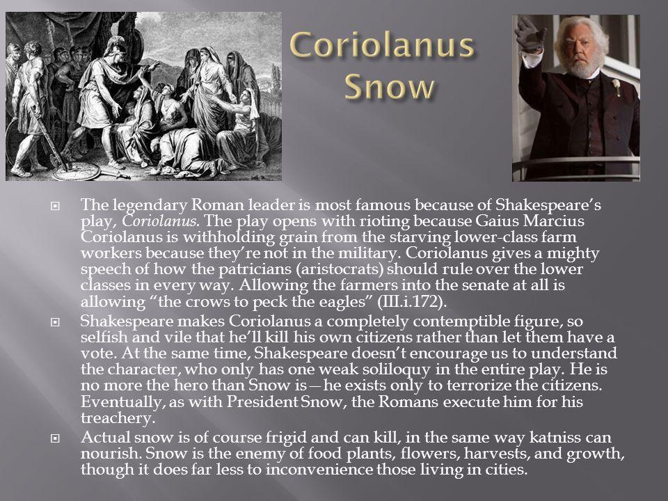 Coriolanus Snow