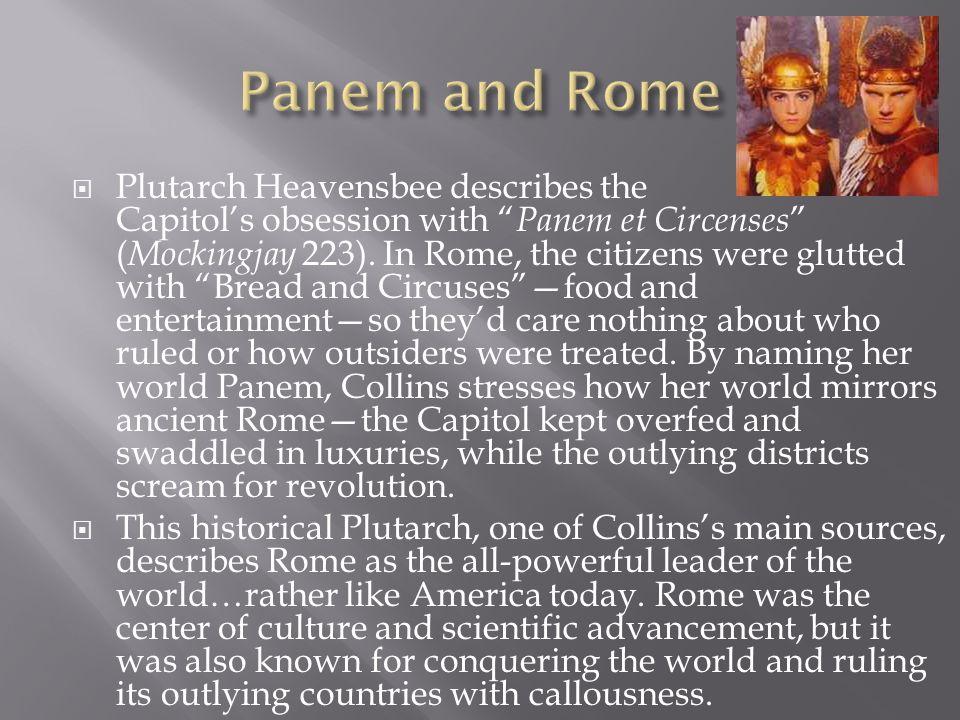 Panem and Rome