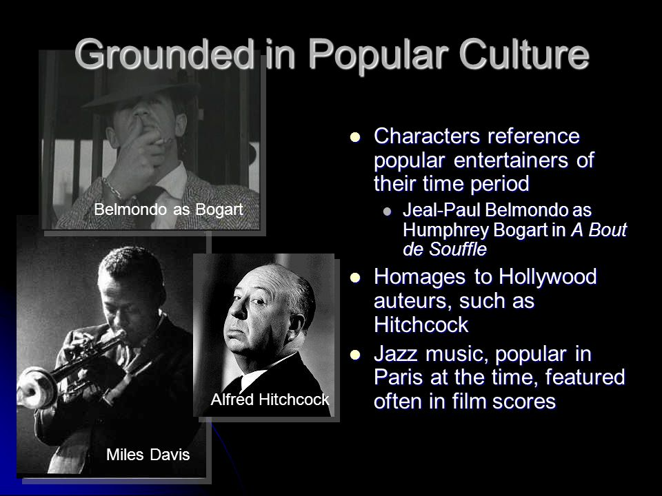 Grounded in Popular Culture