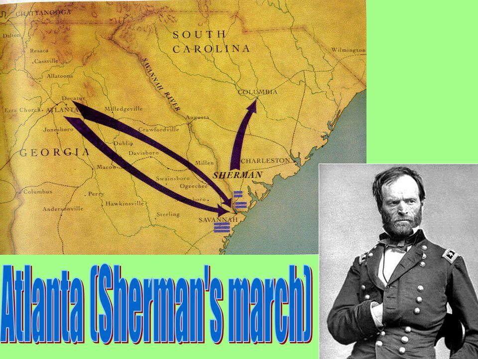 Atlanta (Sherman s march)