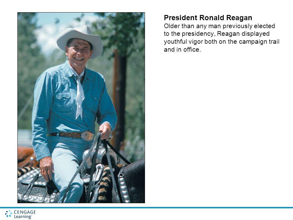 President Ronald Reagan