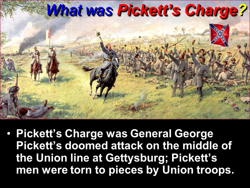 What was Pickett's Charge