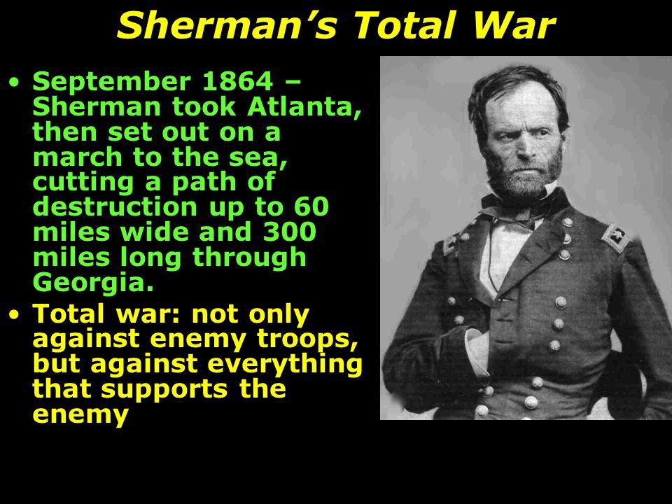 Sherman's Total War