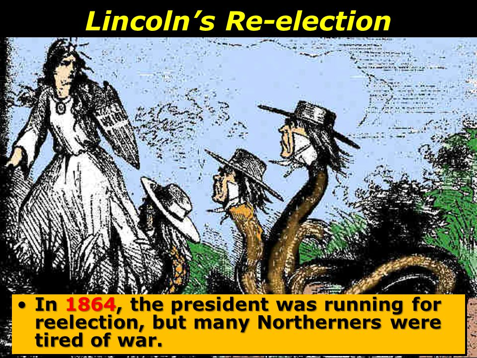 Lincoln's Re-election