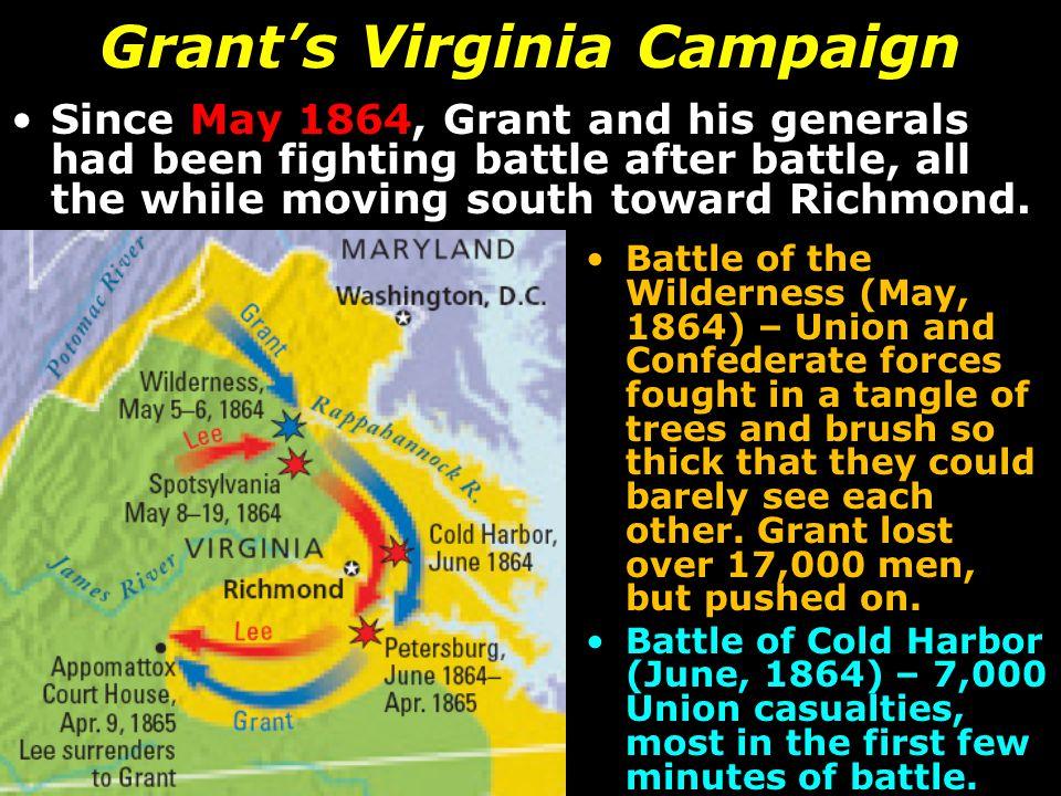 Grant's Virginia Campaign
