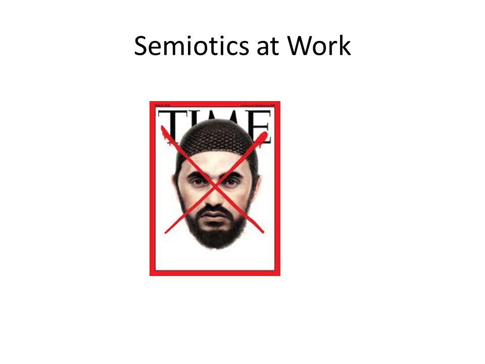 Semiotics at Work