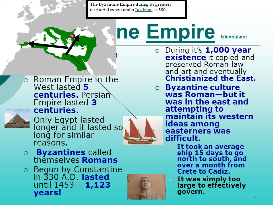 Byzantine Empire Istanbul-not Constantinople