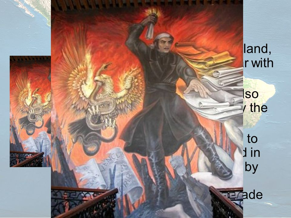 Mexican Independence Morelos called for peasants to be given land, making him unpopular with the wealthy Creoles.
