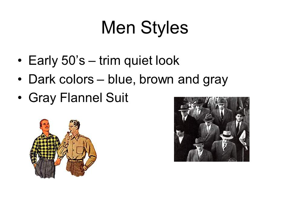 Men Styles Early 50's – trim quiet look