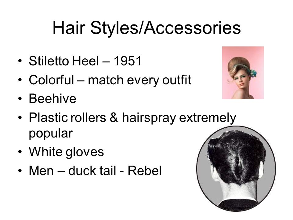 Hair Styles/Accessories