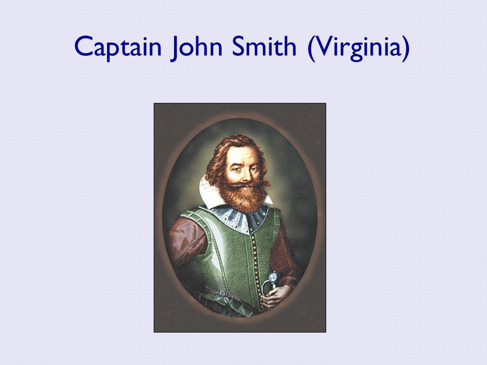 Captain John Smith (Virginia)