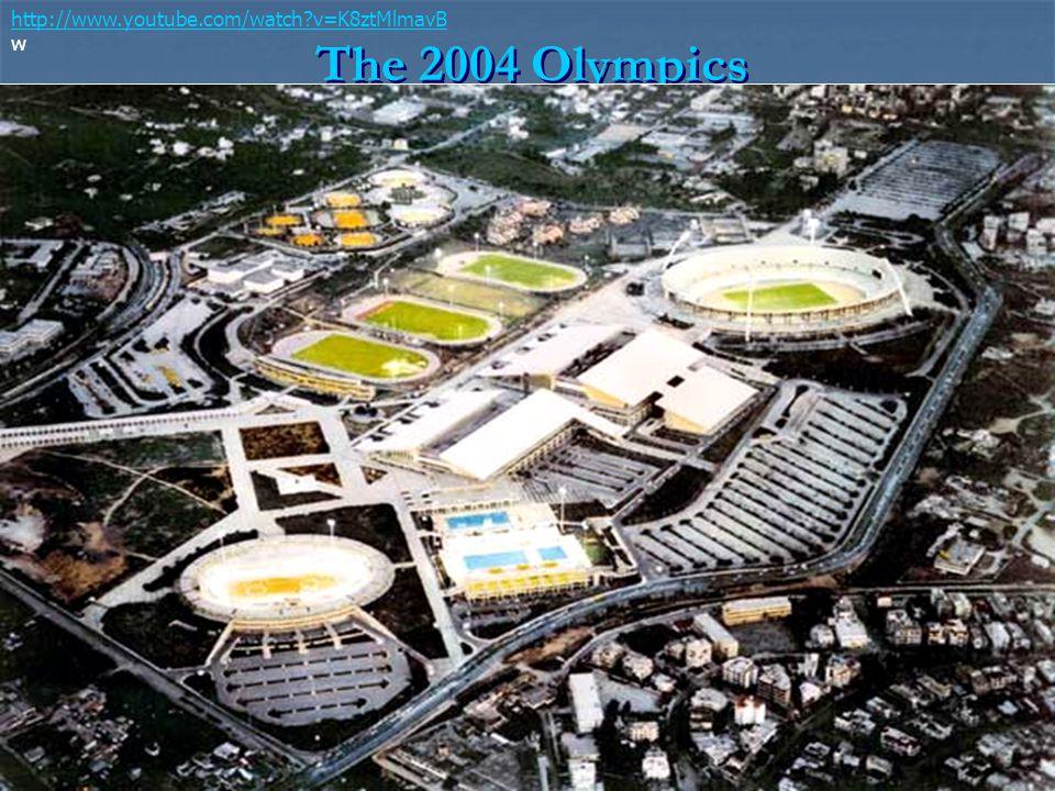 http://www.youtube.com/watch v=K8ztMlmavB w The 2004 Olympics