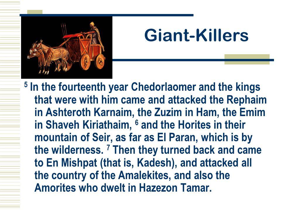 Giant-Killers